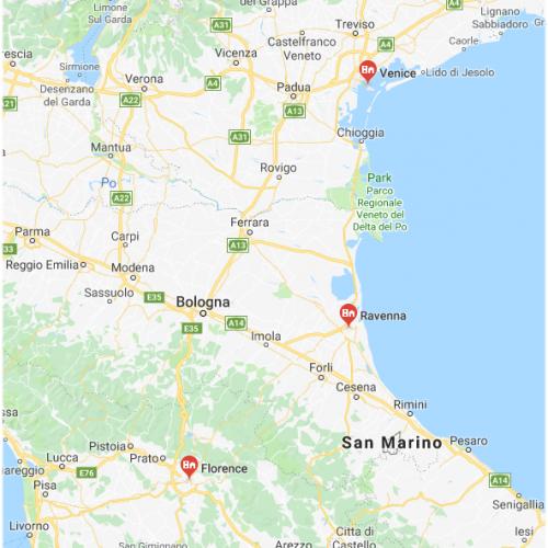 Εκπαιδευτική εκδρομή στην Ιταλία